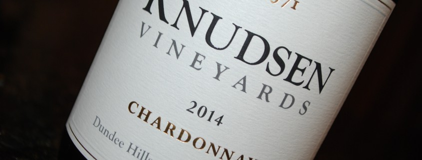 Knudsen Vineyards Chardonnay