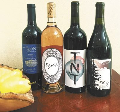 Tannat from Troon and Day Wines
