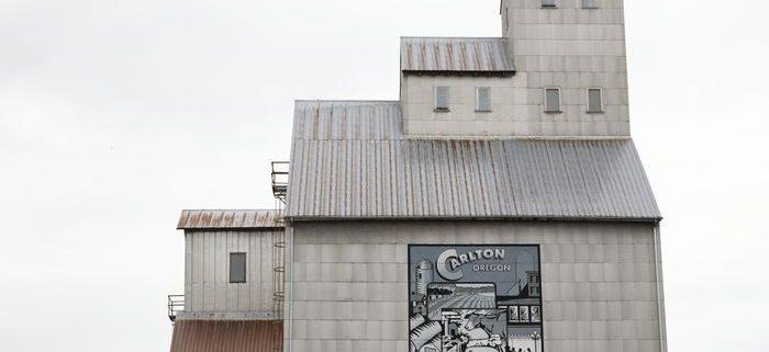 Carlton Grain Elevator
